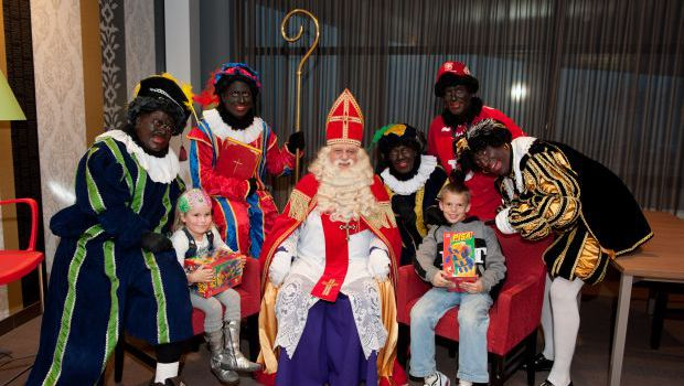 sinterklaasfeest kinderdisco